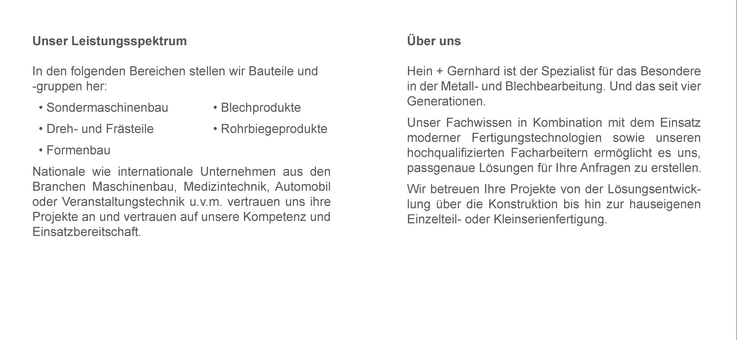 Flyer-Text-2 NEU: Mehr Variationen CNC-Fräsen